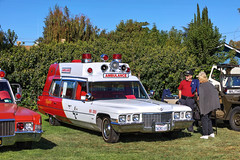1972 Superior Coach on Cadillac Chassis (2hopscotch@sbcglobal.net) Tags: ambulance cadillac cadillacambulance superiorcoach