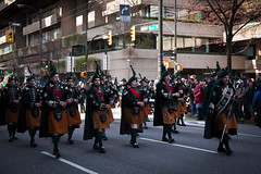(michaelnugent) Tags: street canada st festival vancouver canon downtown day bc mark columbia parade ii 5d british celtic patricks howe smithe