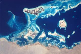 Coastline near Hanak and Tawala, Saudi Arabia
