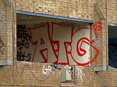 ATG (Alex Ellison) Tags: urban graffiti tag atg greenlanes northlondon kingscrescentestate