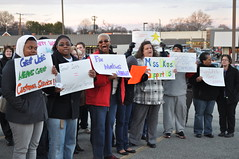 (iHoldCampaign) Tags: workers labor richmond service martins vigil candlelightvigil rva ukrops grocerystores unionrally ahold buyout retailfood