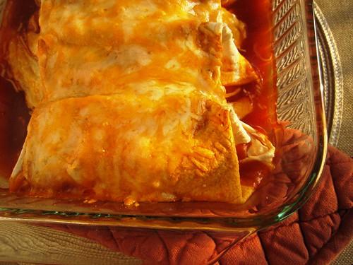 Baked enchiladas, take two