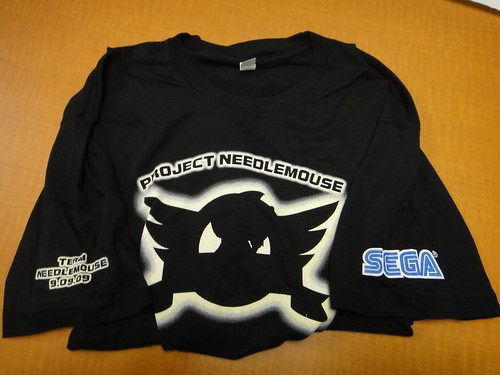 "Project Needlemouse ""Team"" T-shirt"
