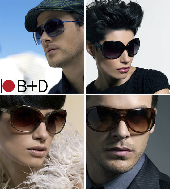 B+D sunglasses