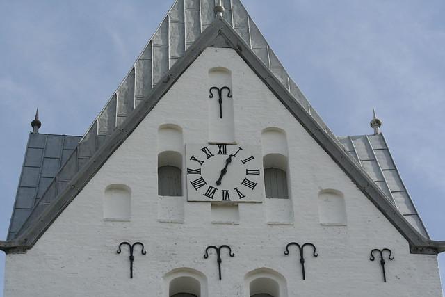 Ur på kirke