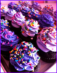 Purple Day Cupcakes for Epilepsy Awareness (Sugarbabys) Tags: cupcakes houston epilepsy purpleday purplecupcakes sugarbabys purpledaycupcakes anitakaufmann