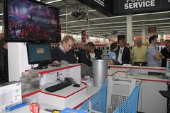 Start verkoop Ipad 2 in Nederland 10 (shootme2007) Tags: apple zoetermeer mediamarkt g12 ipad ipad2