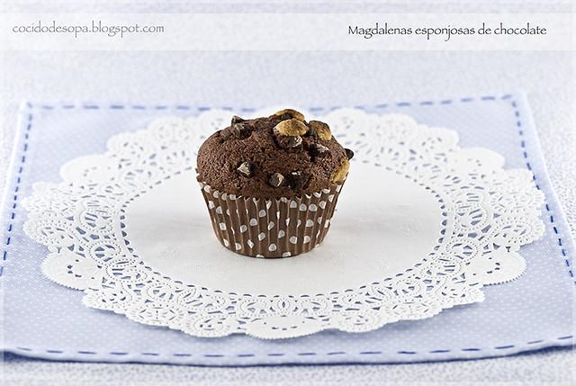Magdalenas esponjosas de chcolate_1