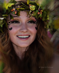 How Could Anyone Not Like Twig? (eoscatchlight) Tags: arizona smile smiling fairytale fairy twig renaissancefestival onone goldcanyon canonef200mmf28liiusm arizonarenaissancefestival