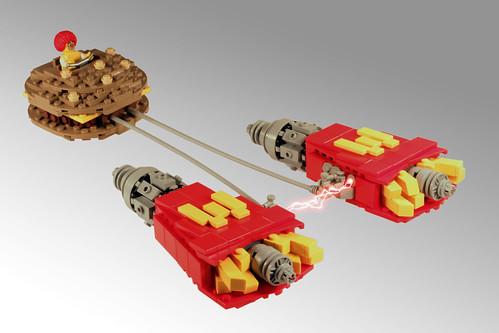 Custom minifig McPod™