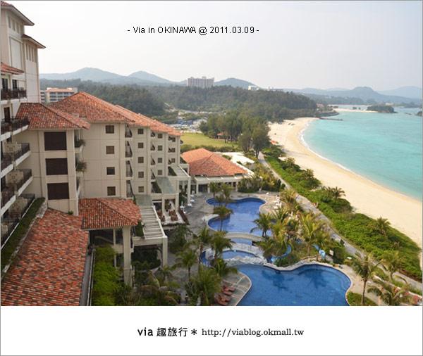 【沖繩自由行】Via帶你玩沖繩~來趟浪漫的初春沖繩旅〈行程篇〉36