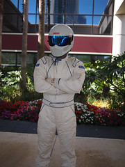 The stig (Fernando Lenis) Tags: orlando photos cosplay top gear fernando fl megacon stig cosplayers the 2011 lenis