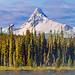 Oregon's Mount Washington in Autumn