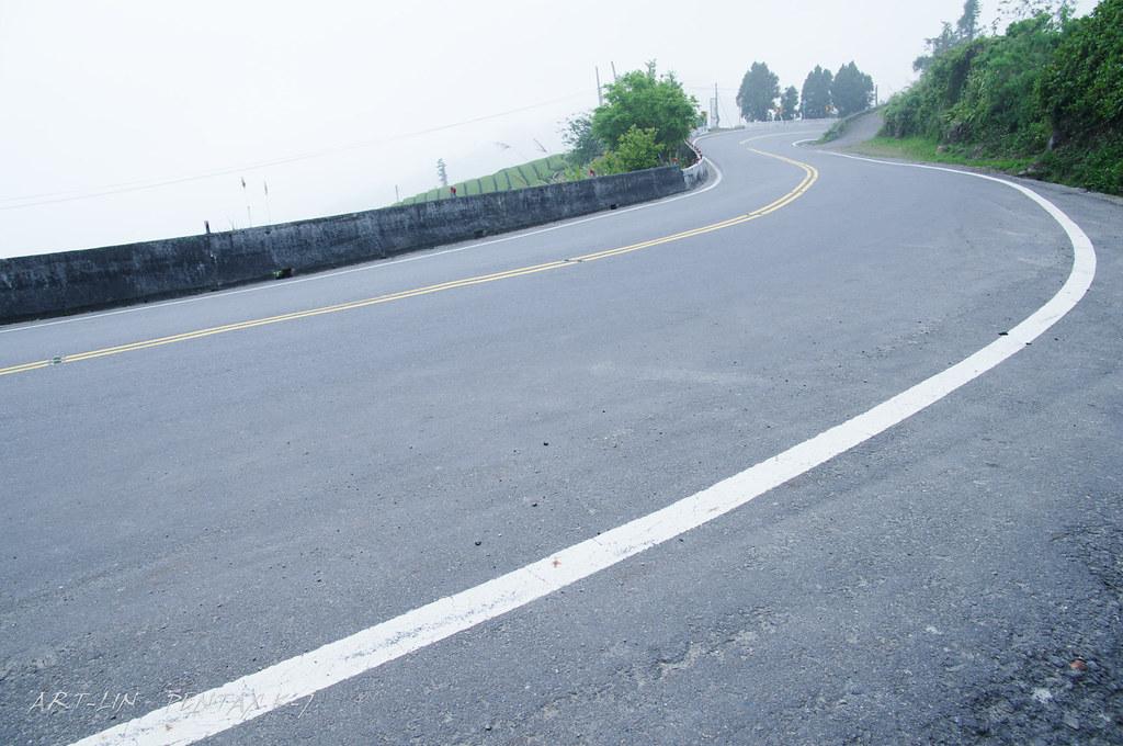 憂鬱阿里山公路