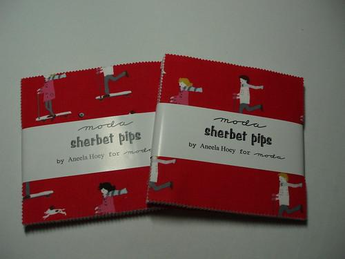 Shertet Pips Charm Pack