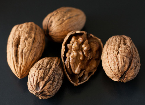 Walnuts by GimmeFood :), on Flickr