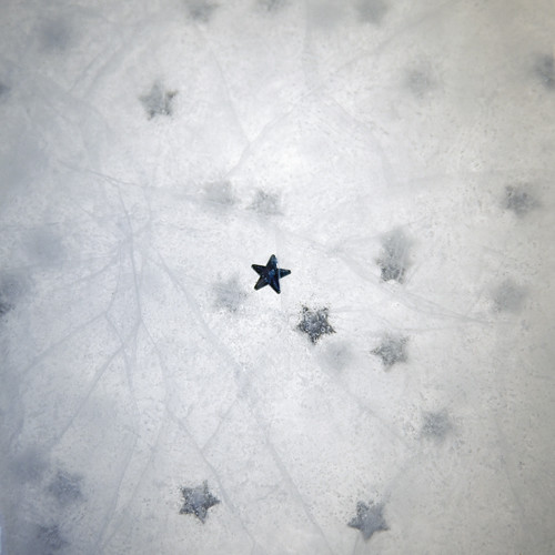 Frozen Star (Blue)
