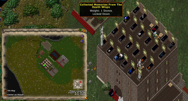 Ultima Online - Laker Superior Rares Festival 2011 - Auction House