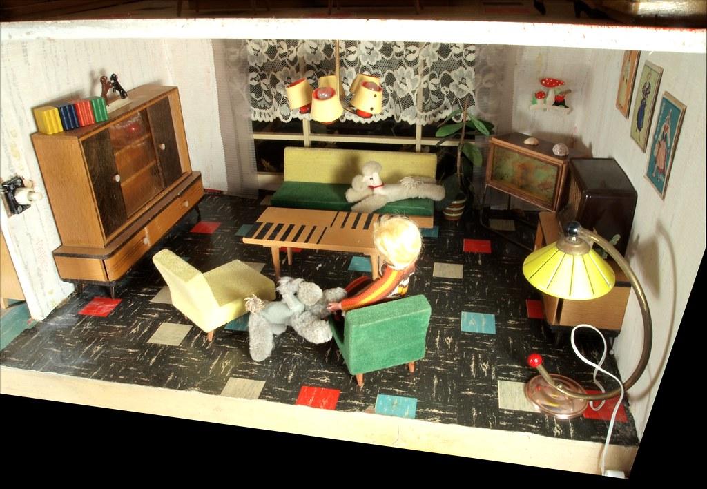 1960s Schönherr - GDR furniture