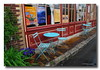 Coin des artistes (patoche21) Tags: street france architecture bar nikon ngc 27 rue giverny eure 18200mm d80 nikonpassion capturenx2 patrickbouchenard