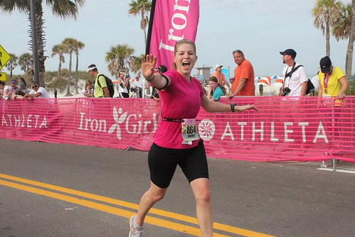 Iron Girl Half Marathon 2011 13