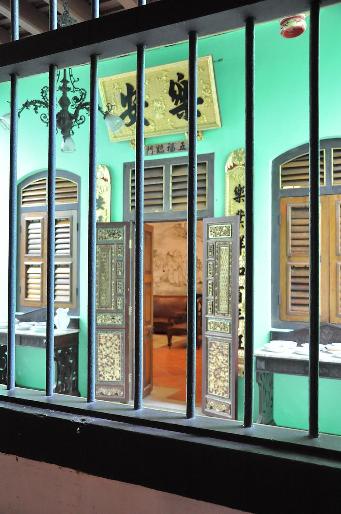 Peranakan Mansion 檳城土生華人博物館 ...