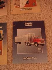 EZ-Pack Transfer Trailers Brochure (a.shann96) Tags: truck garbage semi pack ez trailer transfer