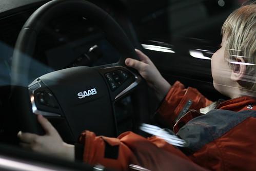 Saab 95 Kombi. Fresh Saab 9-5 driver!