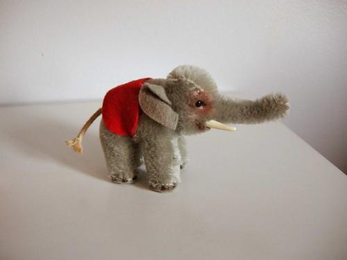 Elephant Steiff