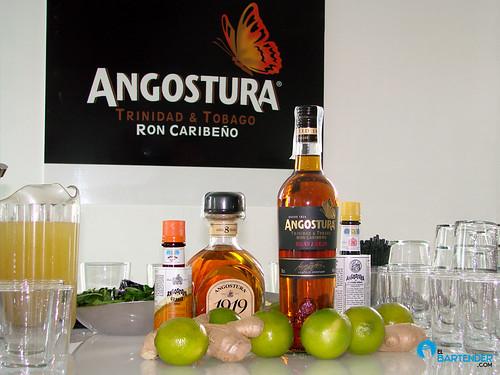 Barra Ron Angostura