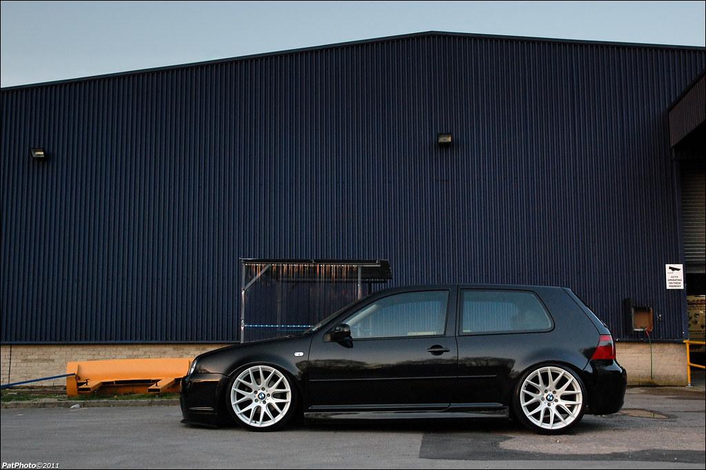 Golf r32 gti black