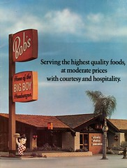1973 Bob's Big Boy Ad (Neato Coolville) Tags: restaurant 1970s 1973 bigboy bobsbigboy