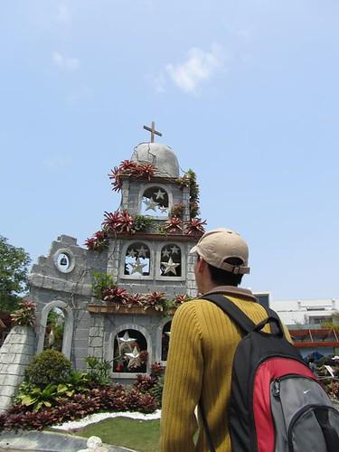 2011台北花博-寰宇庭園-馬尼拉庭園-遙望著.JPG