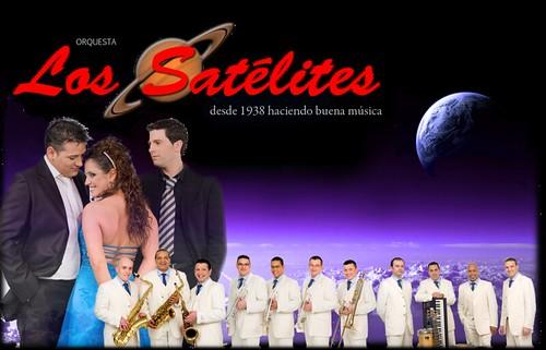 Orquesta Los Satélites 2010 - cartel