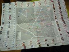 代官山ガイドマップ