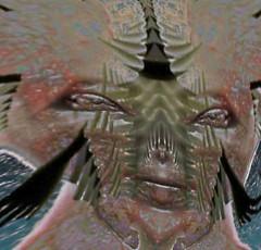 MELANCOLIA DEL UNICORNIO PERDIDO (FRANCIS DE GUAY (VERY BUSY)) Tags: fiesta y contemporaryart abstracto rococo bizarro neutro practico indefinido iridiscente emblematico fantasioso impredecible art2010 flamingpearfilterswereused personallibre acorazonado digitalespiritual colourartaward