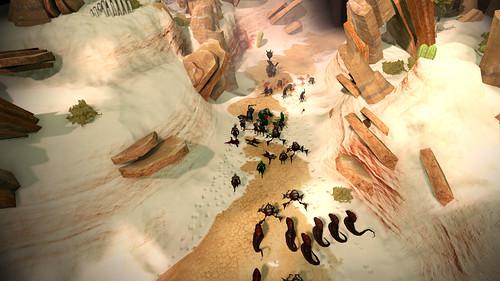Under Siege Desert