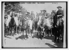 Salvation Army, London -- Cowboys under Maj. Bourne