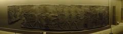 DSCF3103 (erintheredmc) Tags: uk travel roof vacation england panorama london glass stone museum easter island greek spring europe gallery european fuji time roman erin heather room tomb totem athens parthenon zeus finepix egyptian classical fujifilm british marbles marble elgin mummy gil acropolis athena fresco inscriptions sculptures springtime rosetta hoa mccormack antiquities sarcophogus hakananaia phidias duveen f550exr