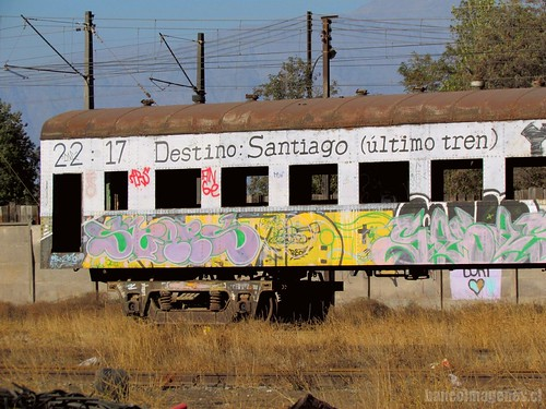 EL ULTIMO TREN by PCM, El Flickr de Chile || BANCOIMAGENES.CL