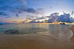 Nalo Sunrise 2 (j . f o o j) Tags: sunrise hawaii nikon oahu eastside waimanalo f28 godscountry mokuluaislands rabbitisland d300 105mm project365 nalo mananaisland kaohikaipuisland foojphoto jfooj project365041611