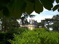 Château de Chaumont sur Loire (xtrice) Tags: gimp château touraine chaumontsurloire