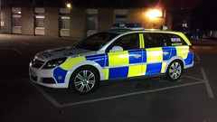 HERTS POLICE VAUXHALL VECTRA (NW54 LONDON) Tags: police 999 policecars emergencyvehicle vauxhallvectra anpr trafficcar hertfordshirepolice