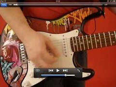Video Guitarfacelift