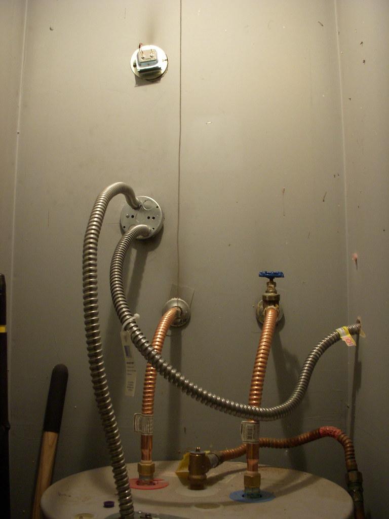 Water Heatrer Timer