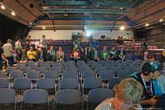 Kapow! Comic Con : Movie X audience packing in by Craig Grobler