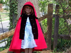 Q5 Little Red Riding hood Front
