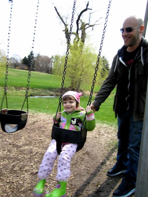 swings!