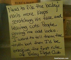 awesome fight club parents (sanitaryum) Tags: cute hilarious funny humorous lol win epic fail cleanhumor generallyawesome