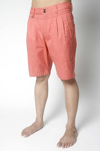 salmon band short